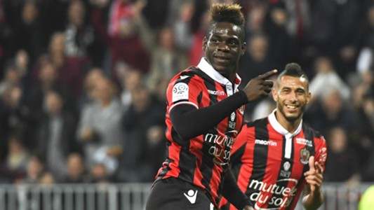 Mario Balotelli Nice PSG Ligue 1 30042017