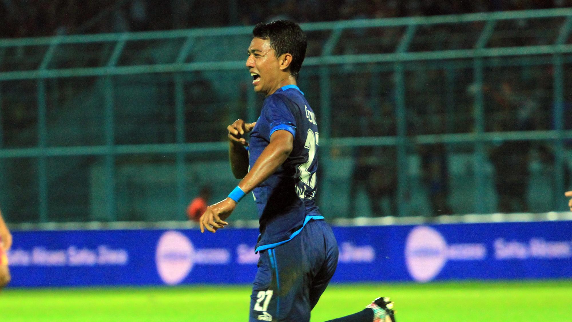 Dedik Setiawan - Arema FC