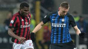 Kessiè Skriniar Milan Inter Italian Cup
