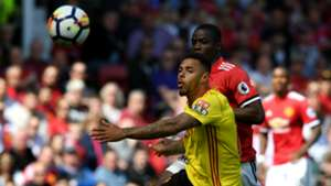 Andre Gray, Eric Bailly