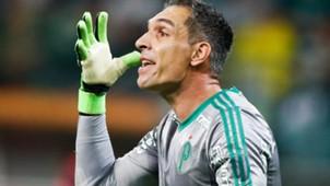 Fernando Prass Palmeiras Atletico Tucuman Libertadores 24052017