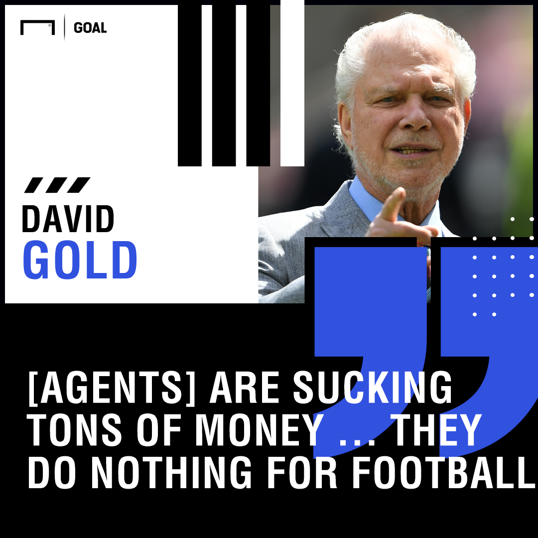 Gold on agents GFX