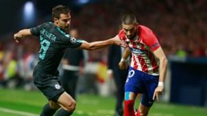 Yannick Carrasco Atletico Madrid
