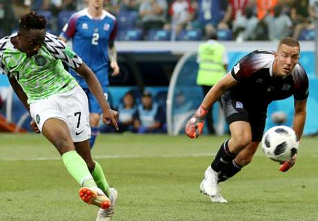 Musa battles Ronaldo, others for WC Goal of the Tournament