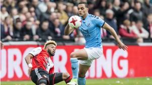 Sofyan Amrabat, Feyenoord - FC Utrecht, Eredivisie 04162017