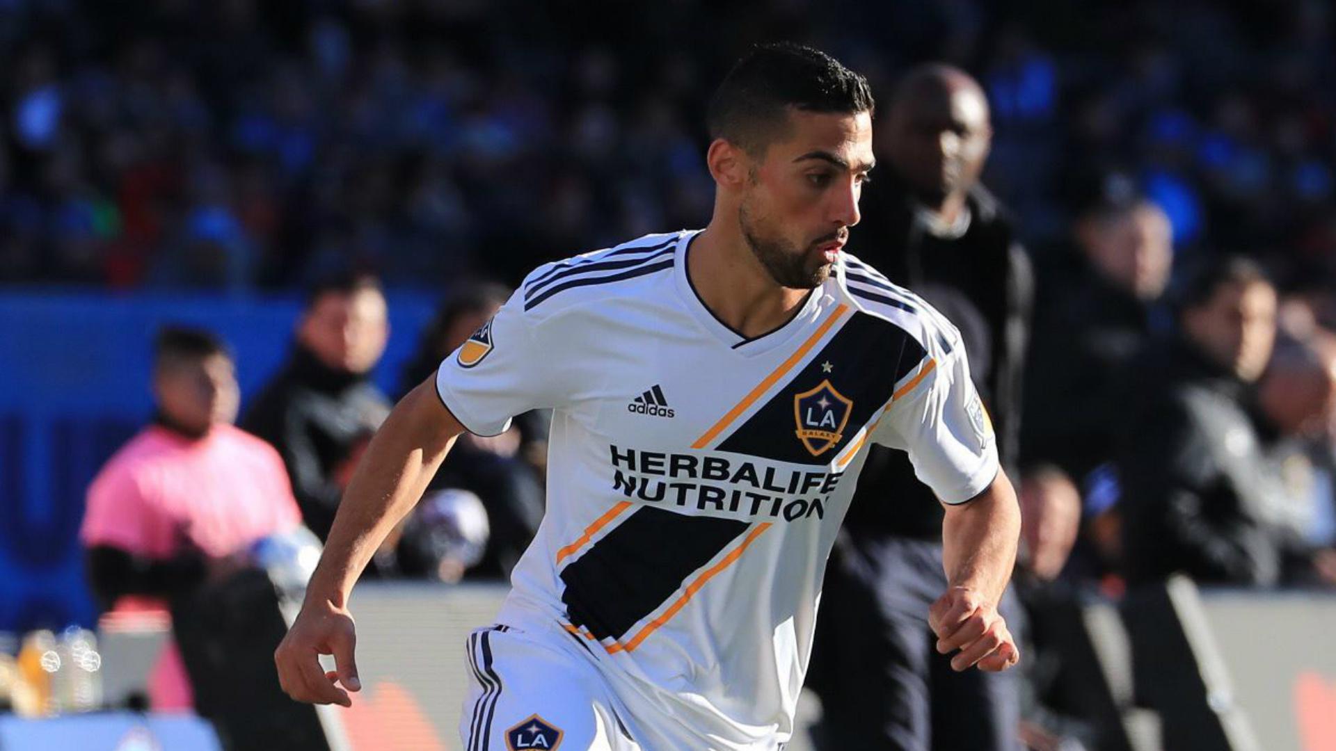 Sebastian Lletget MLS LA Galaxy 03182018