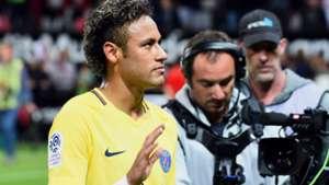 Neymar Guingamp PSG Ligue 1 08132017