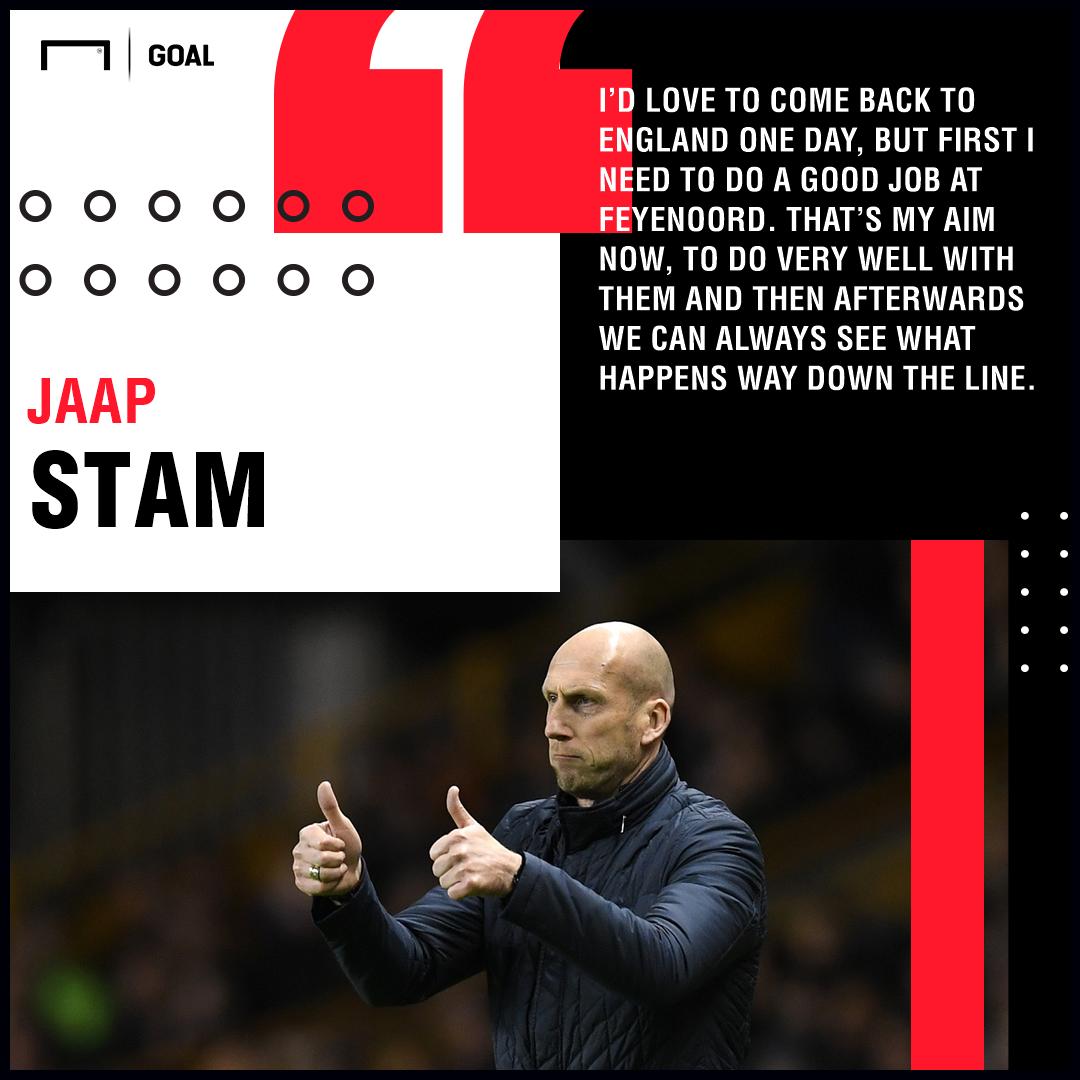 Jaap Stam Feyenoord England PS