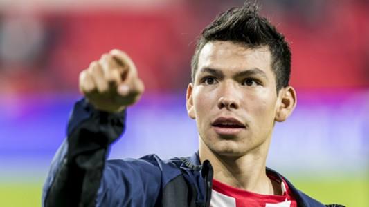 Hirving Lozano, PSV, Eredivisie 09012018