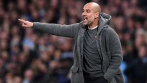 Josep Guardiola Manchester City 2018