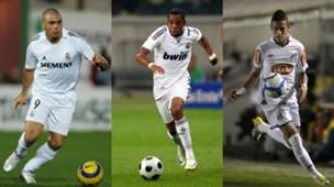 GFX Ronaldo Robinho Neymar