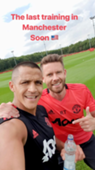 Alexis Sanchez Manchester United end to visa issue
