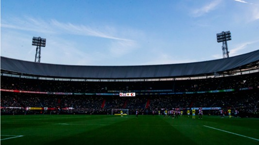 De Kuip, Feyenoord - VVV, 11042018