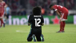 Marcelo Real Madrid Bayern Champions League 25 04 2018