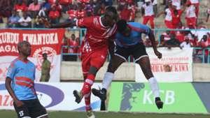 Simba vs Njombe Mji - Emmanuel Okwi