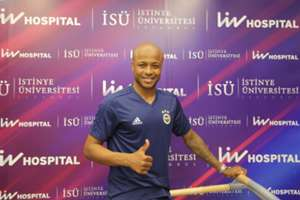 Andre Ayew Fenerbahce Transfer