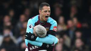 Javier Hernandez West Ham