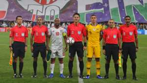 Japanese referee, Malaysia FA Cup