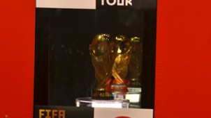 Coca Cola FIFA World Cup Trophy Tour