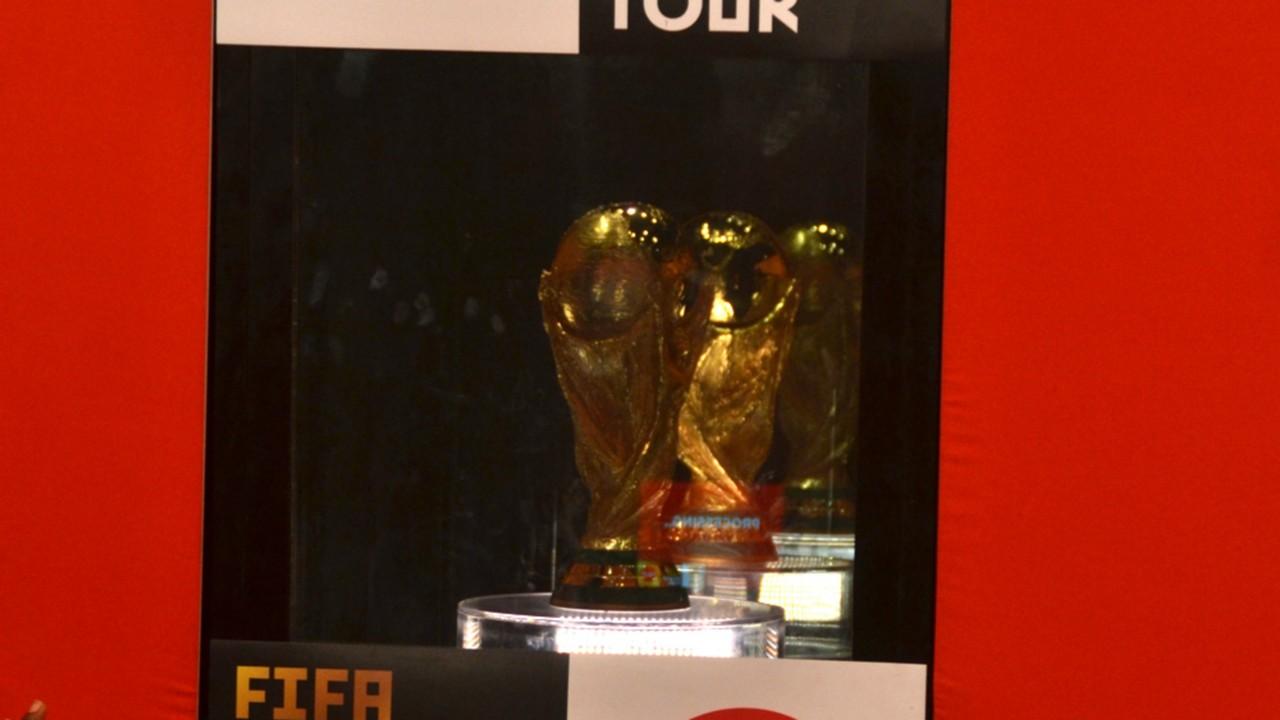 Coca Cola FIFA World Cup Trophy Tour