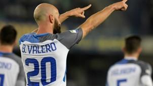 Borja Valero Verona Inter Serie A