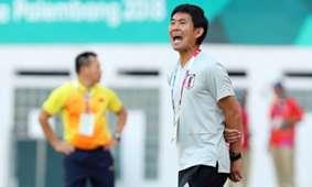 Hajime Moriyasu Japan Olympic Nhật Bản Olympic Việt Nam Asiad 2018
