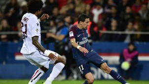 Angel Di Maria PSG Nice Ligue 1 27102017