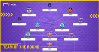 ISL 2017-18 Team of the Round 11