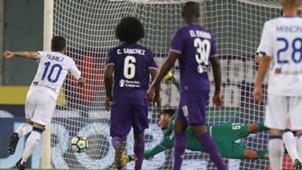 Marco Sportiello Alejandro Papu Gomez Fiorentina Atalanta
