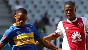 Craig Martin, Cape Town City & Samuel Julies, Ajax Cape Town