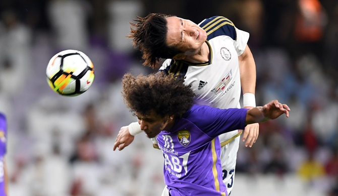 Arabian Gulf League - Al Ain vs. Al Wahda