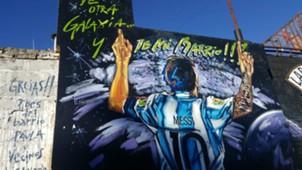 Barrio Lionel Messi Rosario 0518