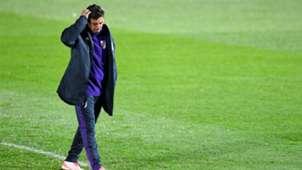 Marcelo Gallardo River Plate Entrenamiento Madrid 06122018