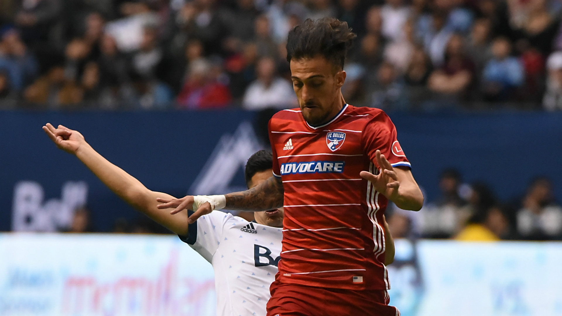 Maximiliano Urruti FC Dallas