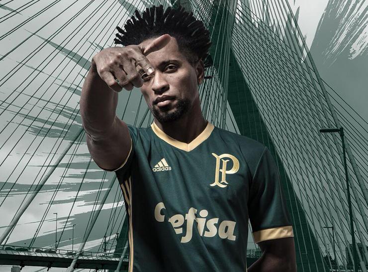 Ze Roberto Palmeiras kit 2017/18