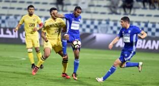 Al Nasr vs Al Wasl AGL 16 2016-17