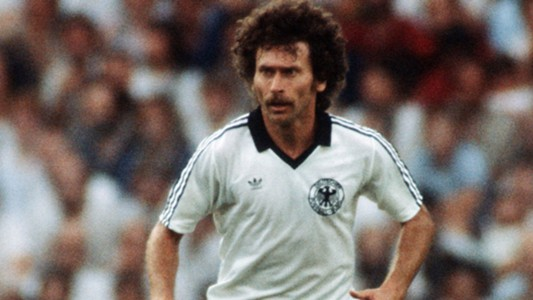 breitner germany 1982
