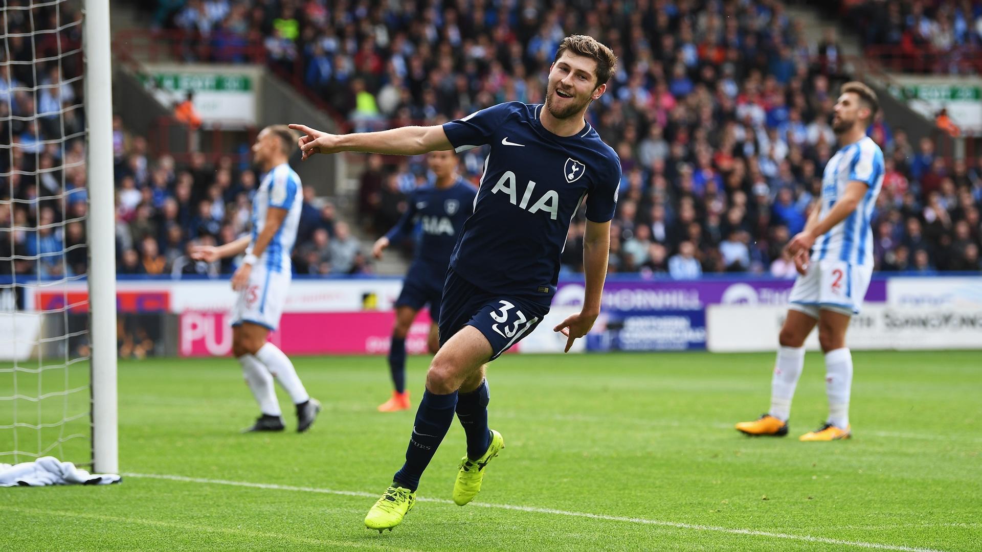 Ben Davies - Tottenham Hotspur