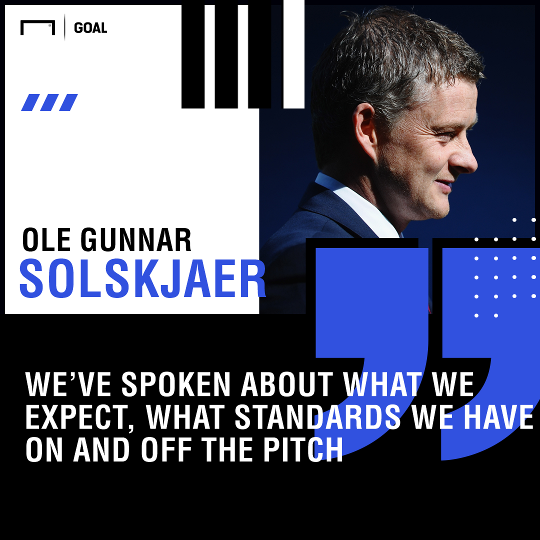 Solskjaer gives Manchester United players a clean slate to prove themselves