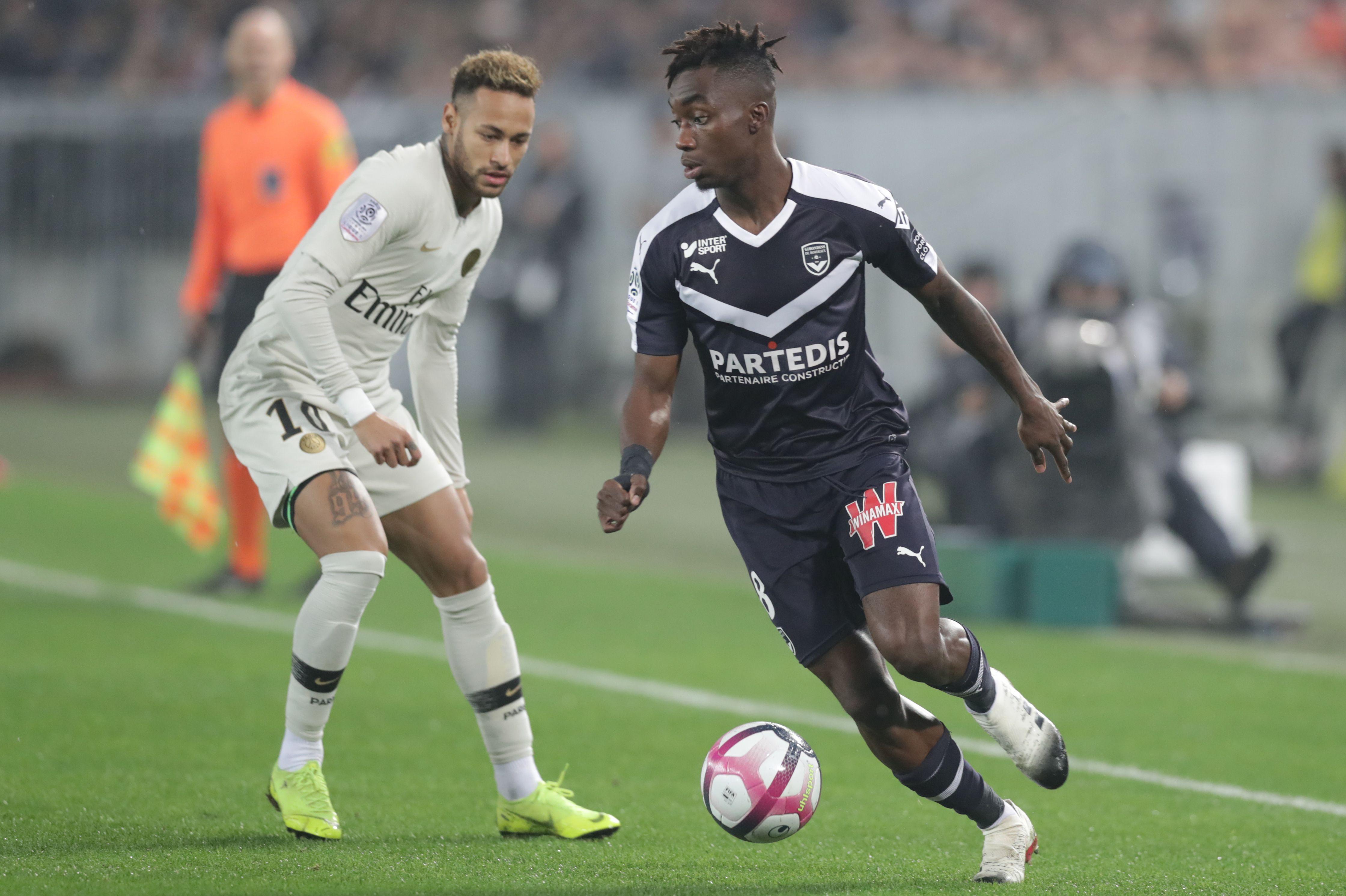 Neymar PSG Bordeaux Ligue 1 02122018
