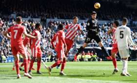 Courtois Real Madrid Girona LaLiga