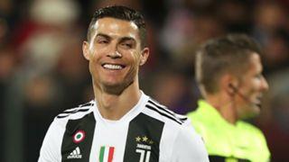 Cristiano Ronaldo Juventus Serie A 01122018