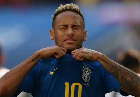 Brésil - Neymar revient sur ses larmes
