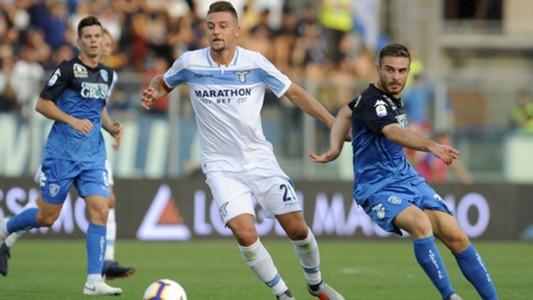 Sergej Milinkovic-Savic Empoli Lazio