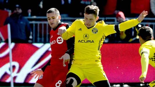 Wil Trapp MLS Columbus Crew Toronto FC 03032018