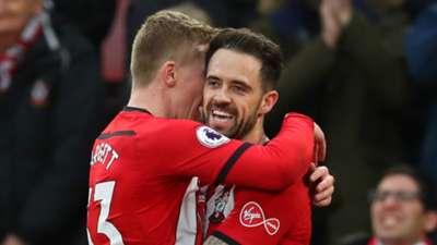Danny Ings Southampton 2018-19