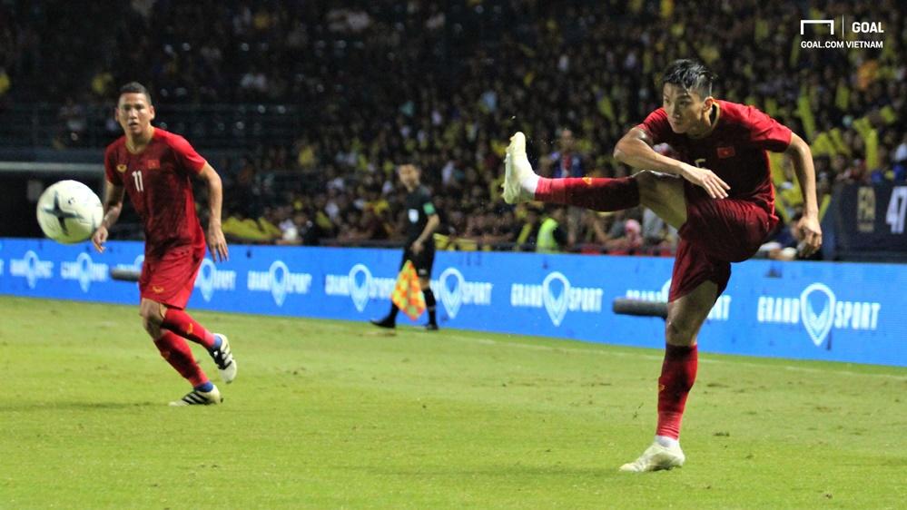 Doan Van Hau Vietnam vs Thailand King's Cup 2019