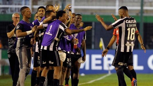 Alex Santana Defensa y Justicia Botafogo Copa Sudamericana 20022019