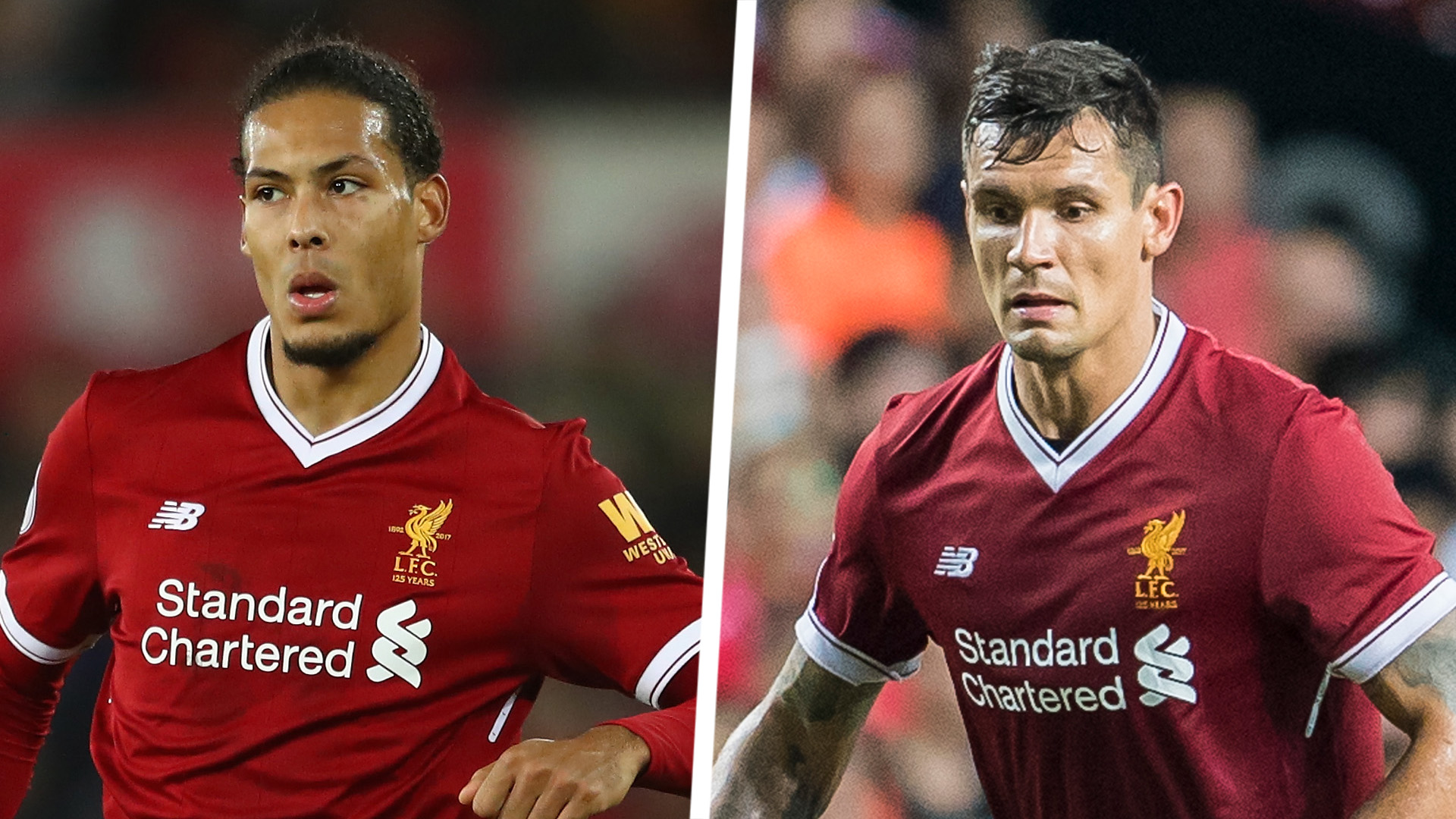 Lovren happy how quickly partnership with Van Dijk has settled at Liverpool