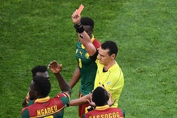 Germany Cameroon Ernest Mabouka